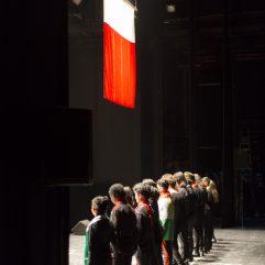 La Rouvraie sous le drapeau de Lausanne